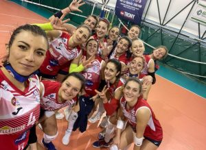 Pallavolo, clean sheet Margutta