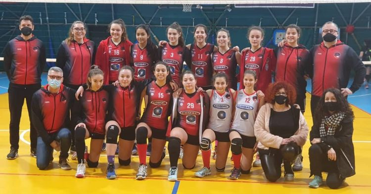 Cv Volley, l'Under 17 in campo per la seconda gara stagionale