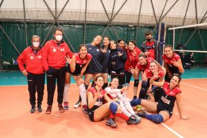 Il Volley Valcanneto vince ancora: Green Volley battuto 3-1