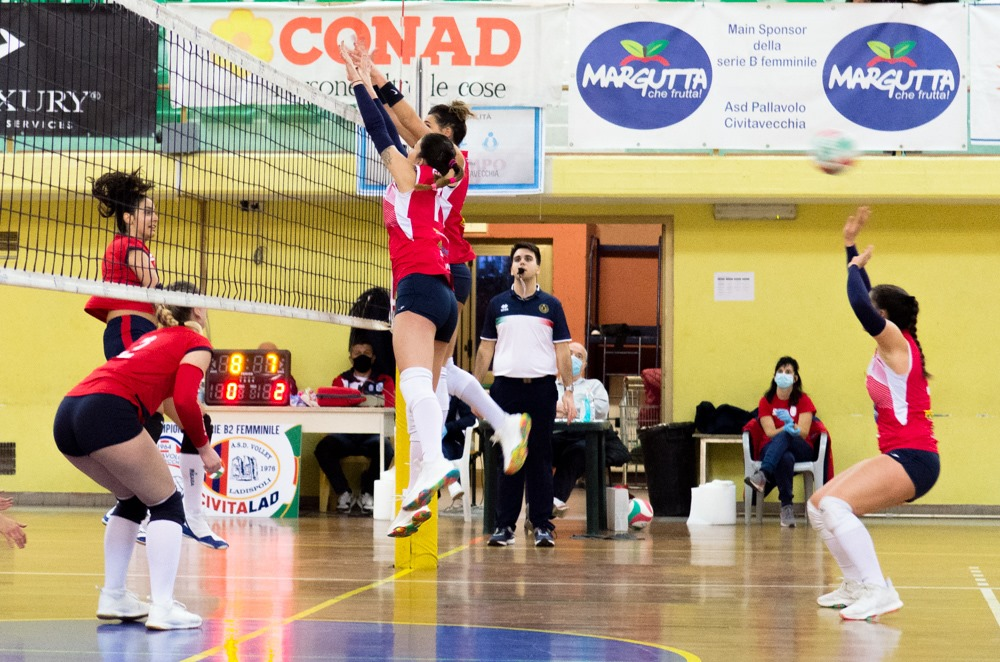 Margutta CivitaLad, al via i playoff contro Viterbo